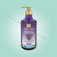 H&B Moisture Rich shower cream Lavanda, 780ml.