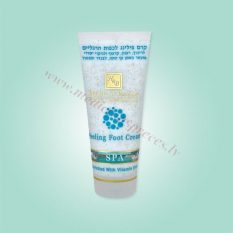 H&B Peeling Foot cream, 200ml.