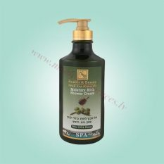 H&B Moisture Rich shower cream Olive oil & Honey, 780ml.