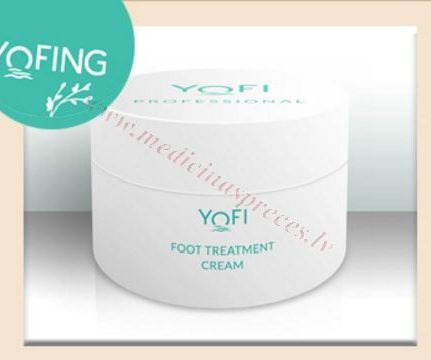 YOFI Foot Treatment Cream, 200 ml.
