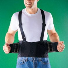 Industriālā muguras ortoze L izmērs.