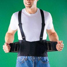 Industriālā muguras ortoze XL izmērs.