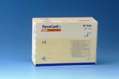 NycoCard CRP 48 testi