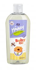 Eļļa Happy Natural Care, 200 ml.