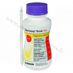 NUTRICOMP Drink Plus Banane, 200 ml.