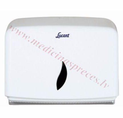 Papīra dvieļu un salvešu turētājs COMBI, 300x230x160mm