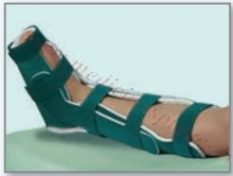 Potītes-pēdas ortoze, XXS izmērs.