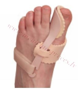 Hallus Valgus nakts ortoze labajai kājai, 1 gab.