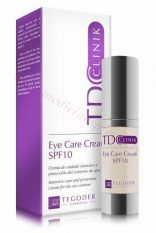 TEGODER Eye Care Cream SPF10, 20 ml.