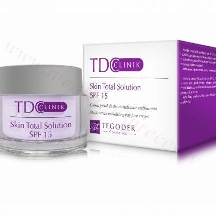 TEGODER Skin Total Solution face cream SPF 15, 50 ml.