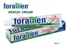 Foramen Fluor Zobu pasta, 25 ml.