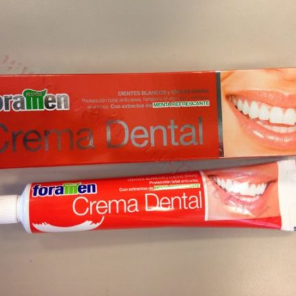 Zobu pasta Foramen Dental, 75 ml.