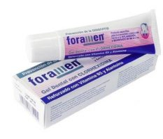 Foramen Dental Gel ar hlorheksidīnu 0.20 %, 30 ml.