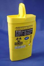 Aso priekšmetu konteiners 0.45 L