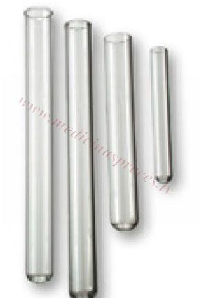 Stikla mēģene, 160×15/16mm, 100 gab.