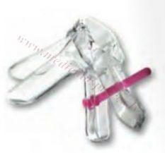 Ginekoloģiskais spogulis L izm.,sterils.