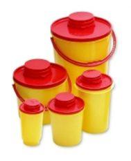 Atkritumu konteiners 12L