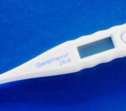 Digitālais termometrs Geratherm plus.