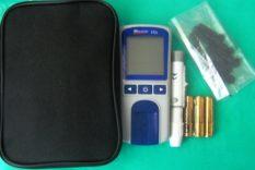 Hb Hemoglobīna testēšanas sistēma.
