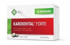 Kardiovital Forte, 40 tabletes.