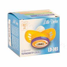 Termometrs LD-303 digitālais, knupītis.