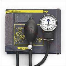 Tonometrs LD-70 mehāniskais ar 25-36cm manžeti.