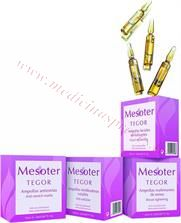 MESOTER Draining 24×2 ml Tegor.