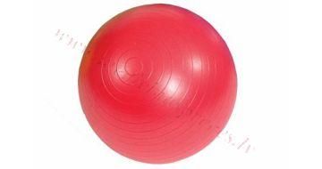Bumba vingrošanas 55 cm, sarkana Mambo, MSD.