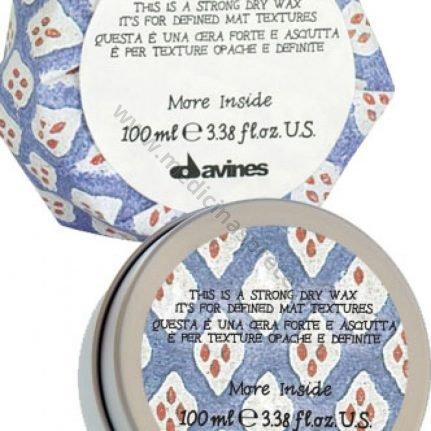 NP87009 MI strog dry wax 100ml