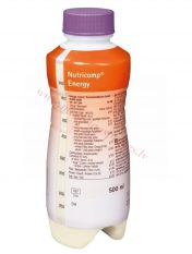 NUTRICOMP Energy, PE pudele 500 ml.