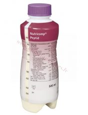 NUTRICOMP Peptid Neutral, PE pudele 500ml.