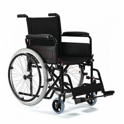 Standarta riteņkrēsls.