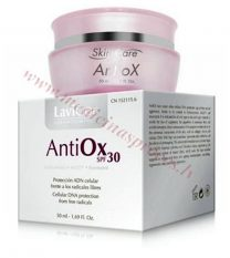 LAVIGOR Crema facial AntiOx 50 ml.
