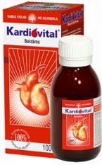 Kardiovital, balzāms 250 ml.