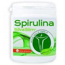 SPIRULINA Silva Slim pulveris, 120 g.