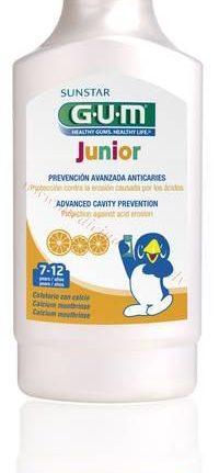 GUM Junior mutes skalojamais bērniem no 7-12 gadiem, 300ml.