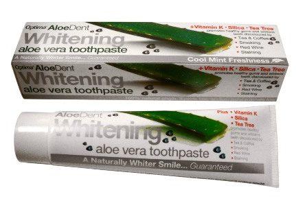 AloeDent whitening zobu pasta, 100 ml.