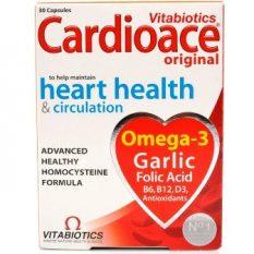 Cardioace kapsulas, N30.