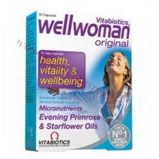 WellWoman original, 30 tabletes.