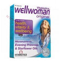 WellWoman original, 30 tabletes.