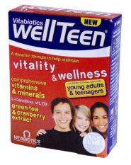 WellTeen, 30 tabletes.