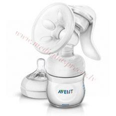 Piena pumpis AVENT NATURAL manuālais.