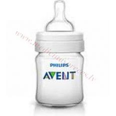 Barošanas pudelīte AVENT Classic Plus 125 ml.