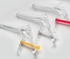 Ginekoloģiskais spogulis, XS izmērs, sterils.