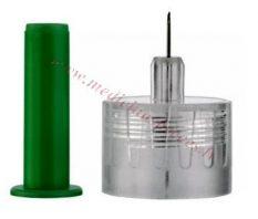 Adata insulīna ievades šļircei 32G-4mm, sterila.