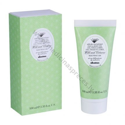 NP90124 hand cream aloe 100ml