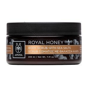 Apivita Royal honey_scrub sea salts_OK036027