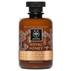 Apivita Royal honey_shower gel_OK035983