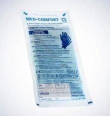 sterili lateksa cimdi,nepudereti